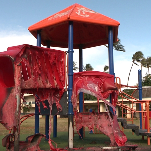 Playground fire_164740