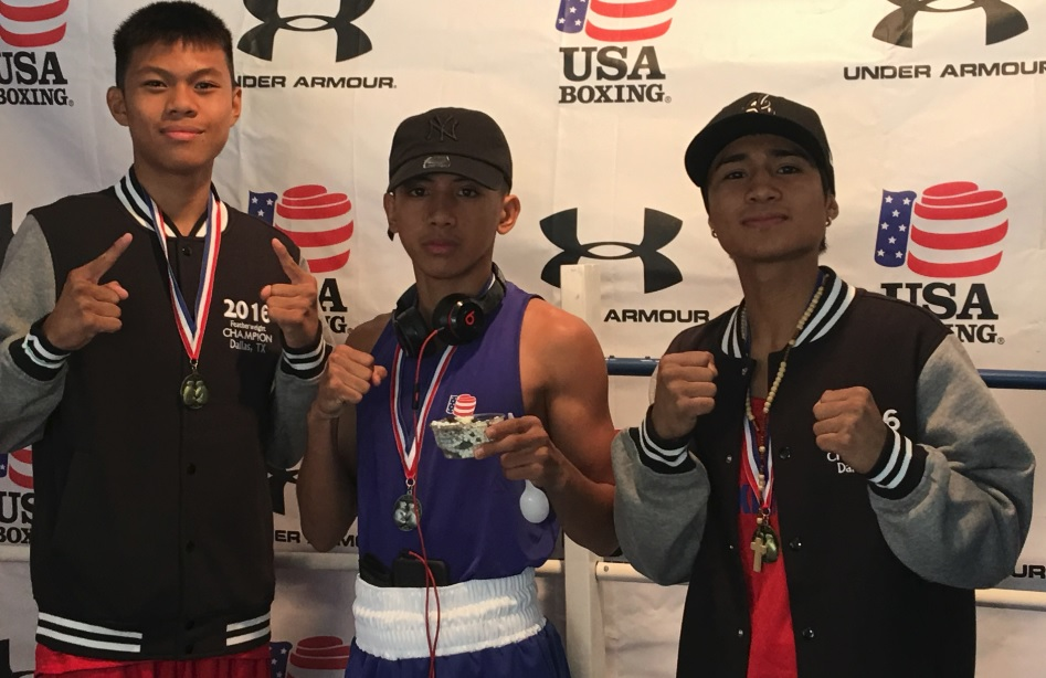 team hawaii youth boxing 2016 junior medalists_164563