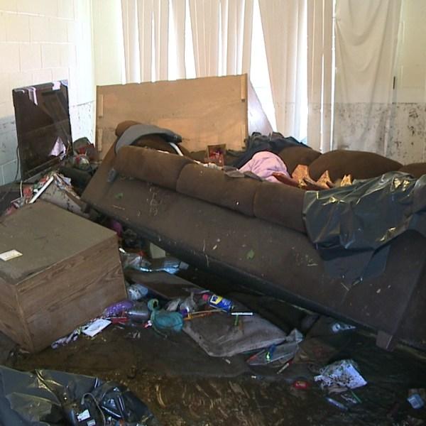 umi street apartment flooding darby damage_167932