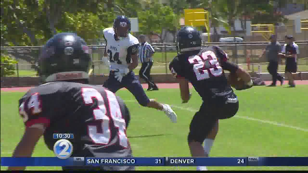 #Cover2 Hawai'i high school football scores 8/20/16