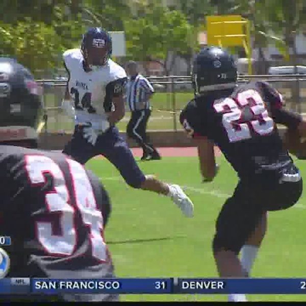 #Cover2 Hawai'i high school football scores 8/20/16