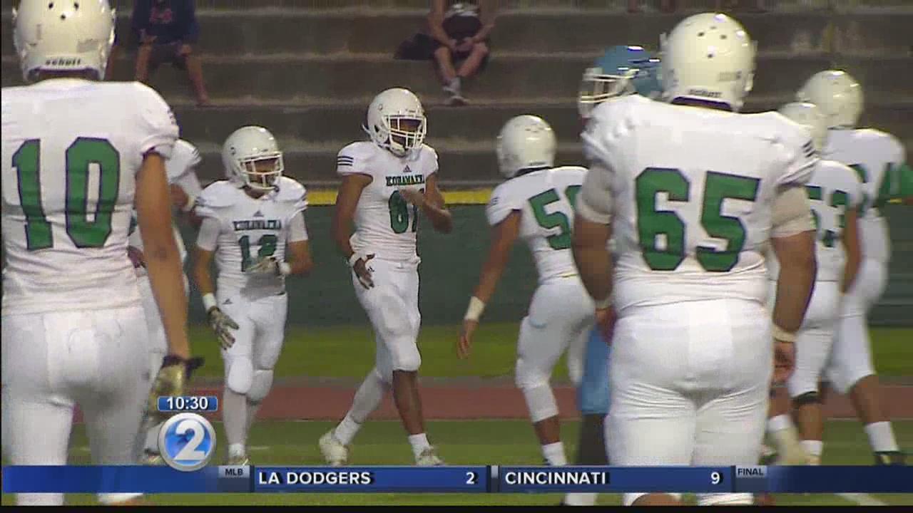 #Cover2 Hawai'i high school football scores 8/19/16