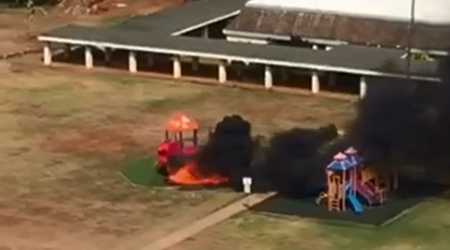 jefferson elementary playground fire courtesy karl_170657