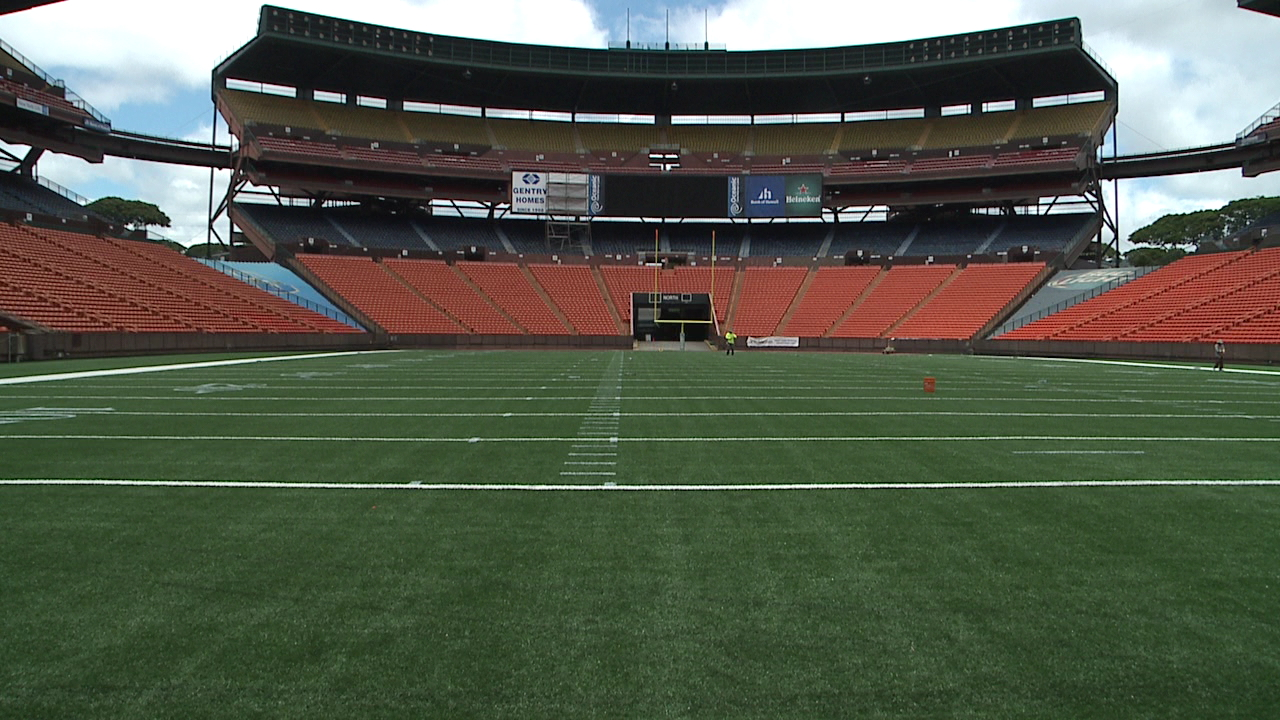 new turf at aloha stadium_169793