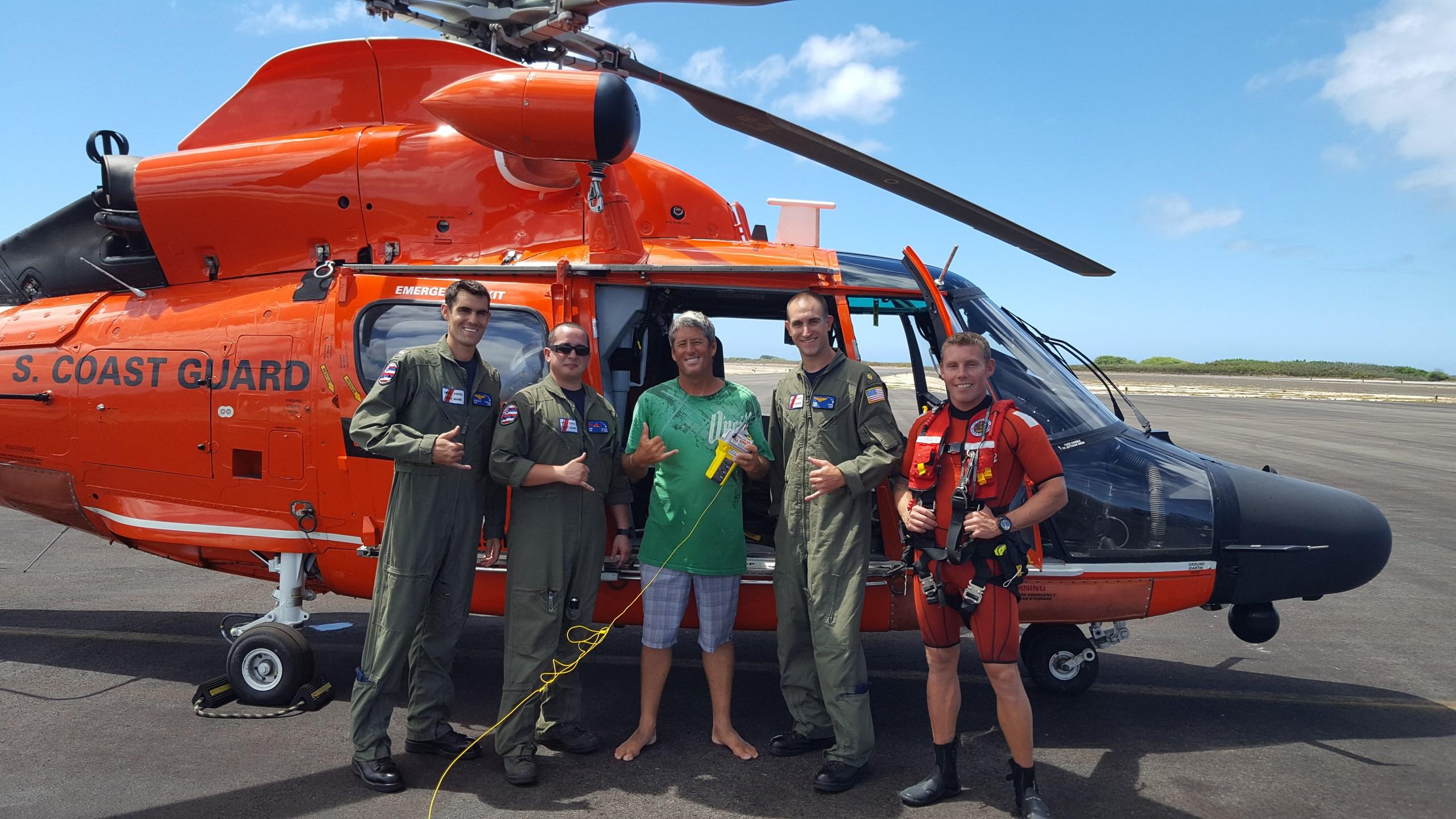 coast guard rescue off Kauai_173220