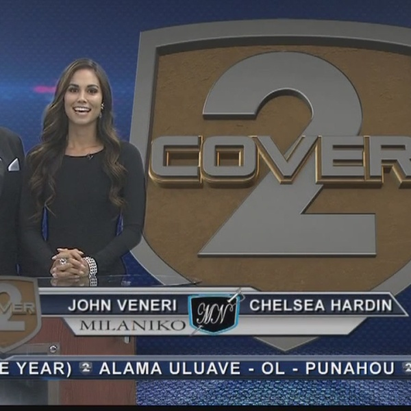 Johnny on the Go: 4th Annual Cover2 Award winners