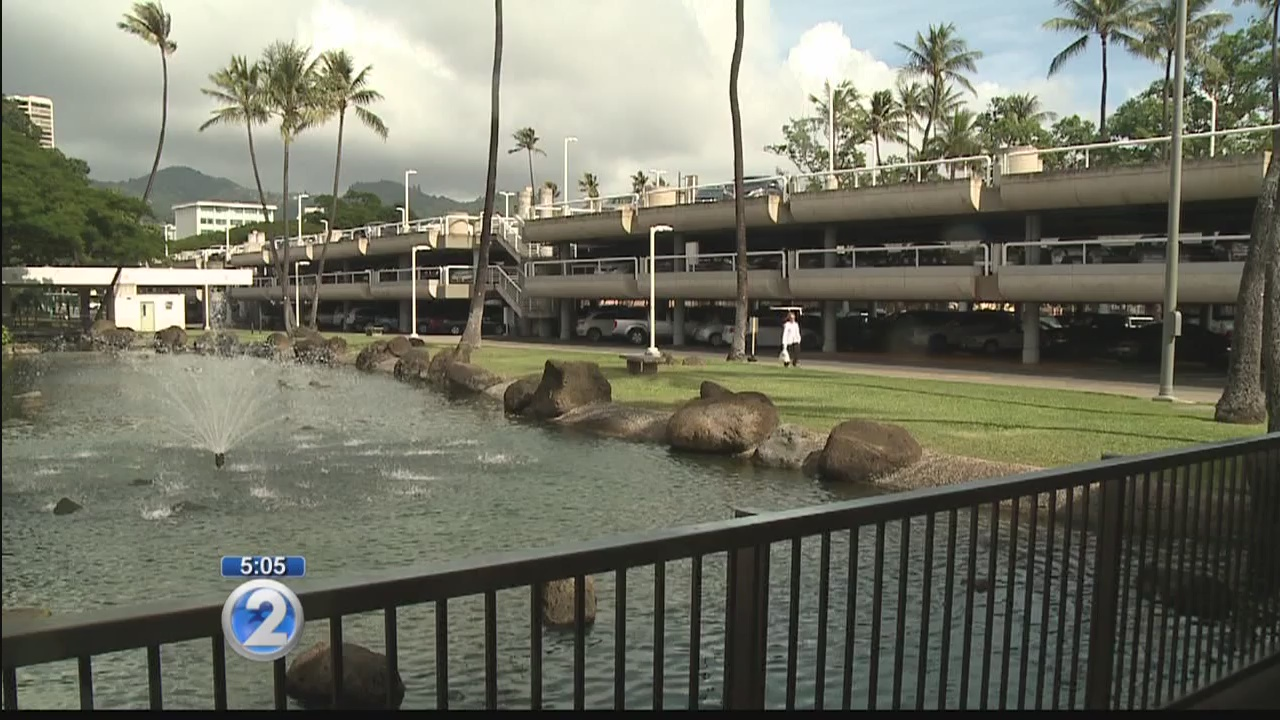 Expect increased traffic, parking demand during busy Blaisdell weekend
