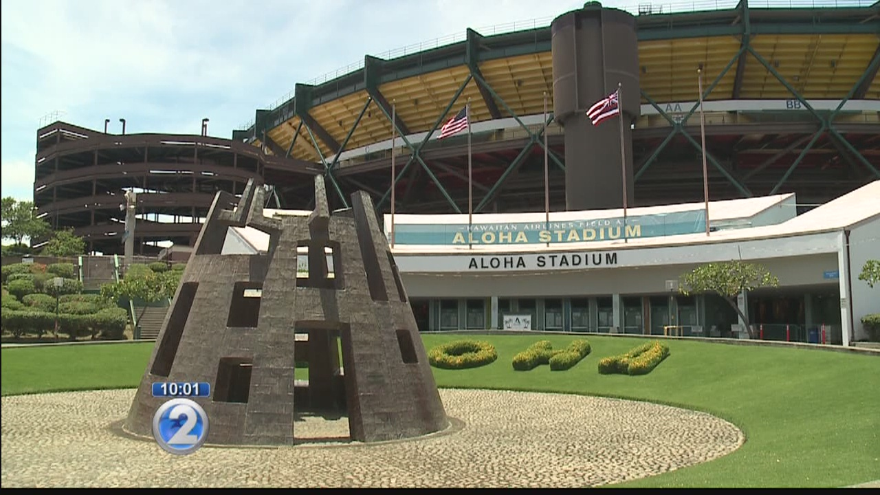 Stadium Authority endorses construction of new Aloha Stadium