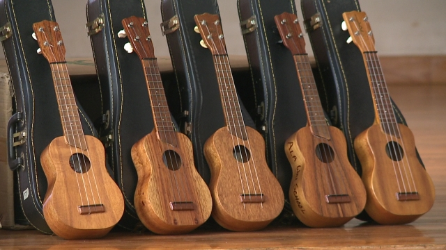 Ukulele Festival Hawaii gives Hawaii students $10,000 in college scholarships