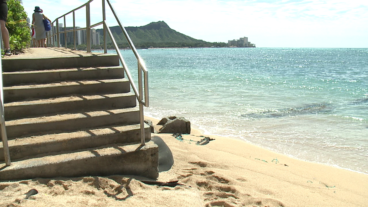 Waikiki beaches to undergo improvement project, expect closures