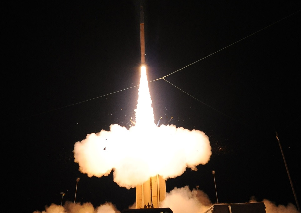 THAAD missile system_200501
