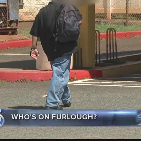 Who's on furlough? New decision favors public's right to know