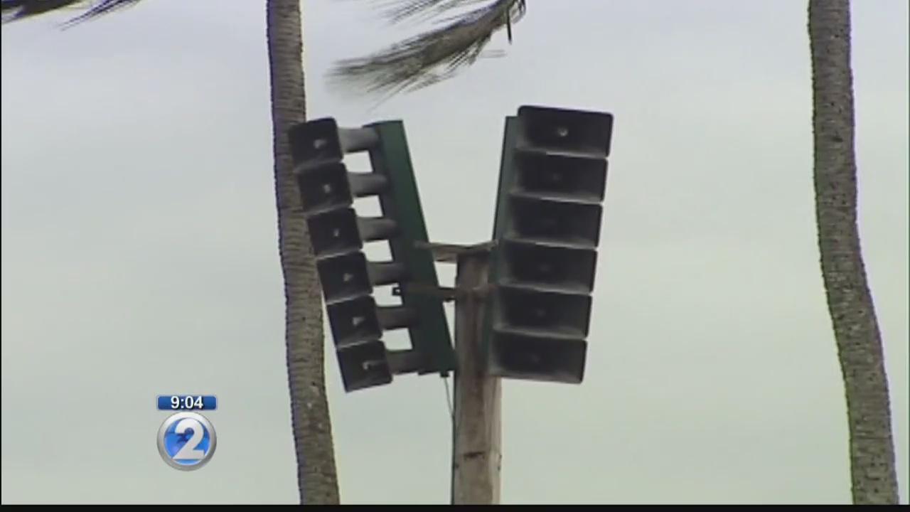 Emergency officials report runaway siren on Hawaii island