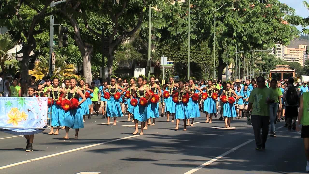 aloha festivals floral parade_225278