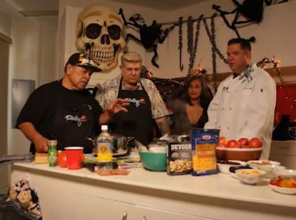 Sam Choy's In The Kitchen - Halloween Episode
