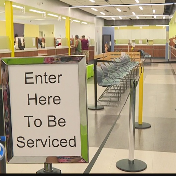 New Saturday hours for DMV