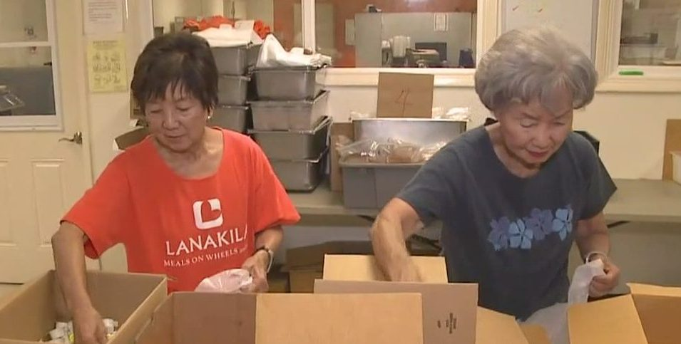 Lanakila Meals on Wheels prepares for Thanksgiving