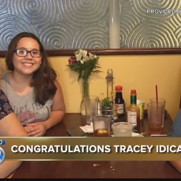 The Big Give: Tracey Idica