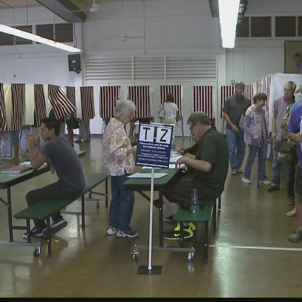 Election officials hope same-day registration will lead to bigger voter turnout