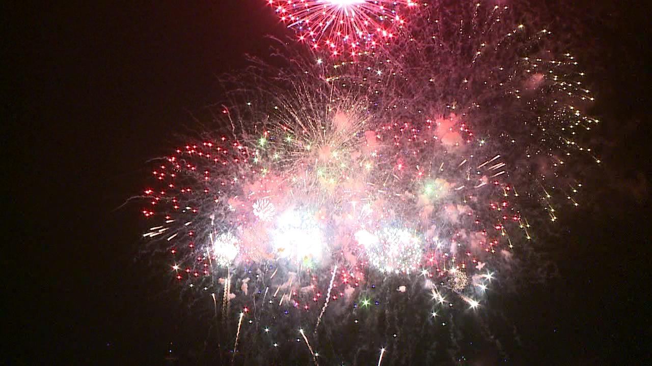 aerial fireworks generic_238143