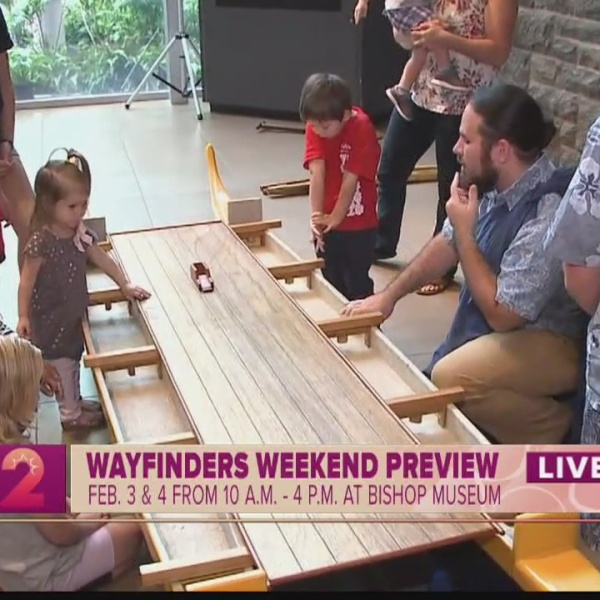 Bishop Museum to host Wayfinders Weekend