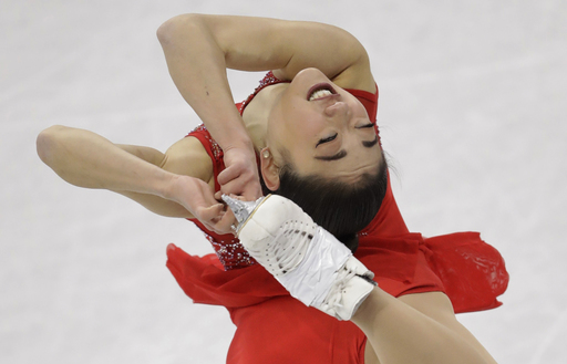APTOPIX Pyeongchang Olympics Figure Skating Team Event_242776