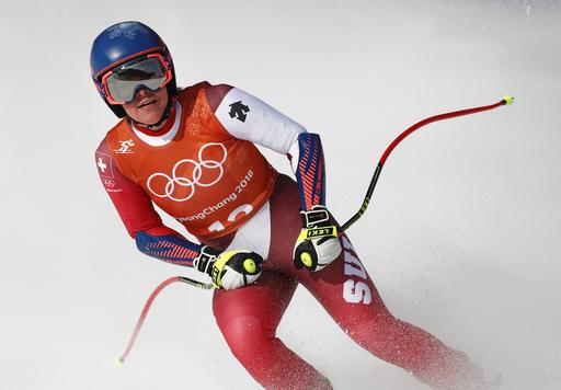 Pyeongchang Olympics Alpine Skiing_242594