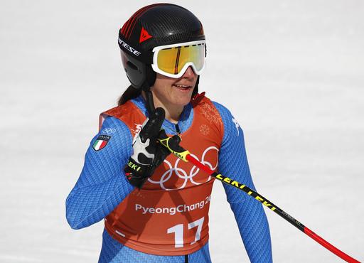 Pyeongchang Olympics Alpine Skiing_242758