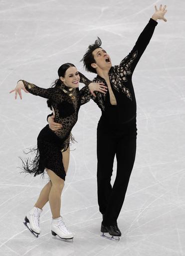 Pyeongchang Olympics Figure Skating Ice Dance_242537