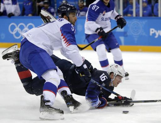 Pyeongchang Olympics Ice Hockey Men_242675