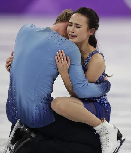 Pyeongchang Olympics Figure Skating Ice Dance_242641