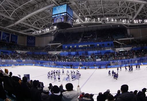 Pyeongchang Olympics Ice Hockey Women_242614