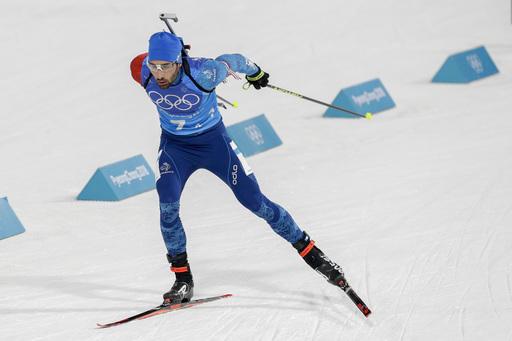 Pyeongchang Olympics Biathlon_242676