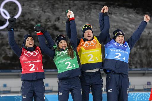 Pyeongchang Olympics Biathlon_242679