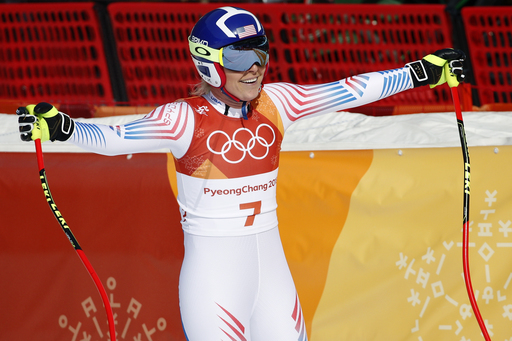 Pyeongchang Olympics Alpine Skiing_242805