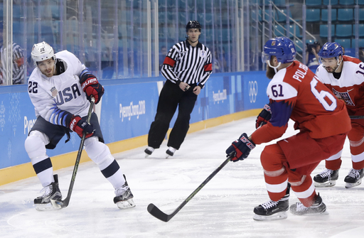 Pyeongchang Olympics Ice Hockey Men_242897