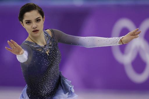 Pyeongchang Olympics Figure Skating Women_242850