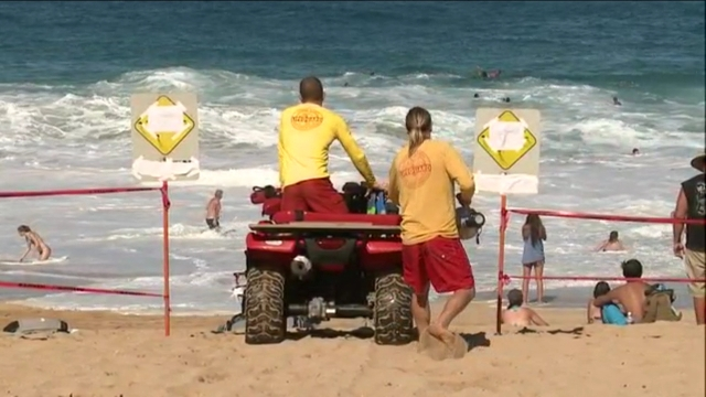 Brown water advisory issued for Waimea Bay