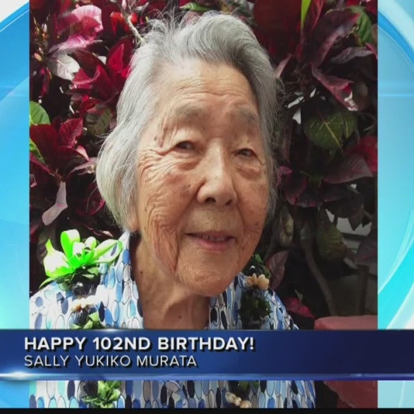 Kupuna Birthday: Sally Yukiko Murata turns 102