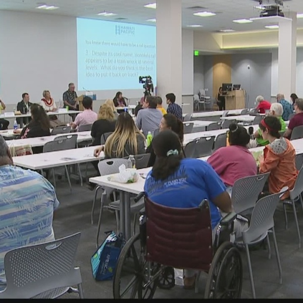 Lieutenant governor candidates take part in Hawaii Pacific University forum