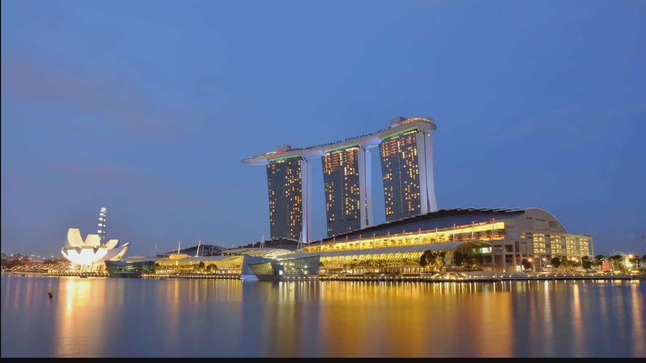 Singapore Week: Marina Bay Sands