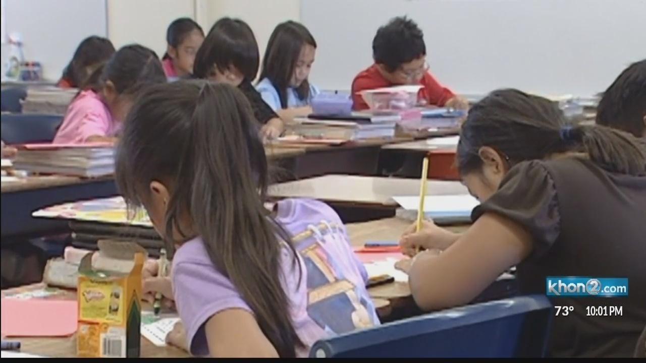 Teachers push to reduce standardized testing