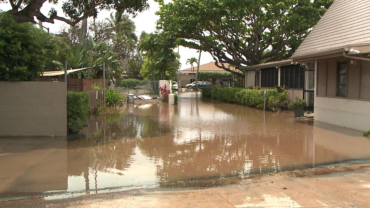 Aina Haina Flooding