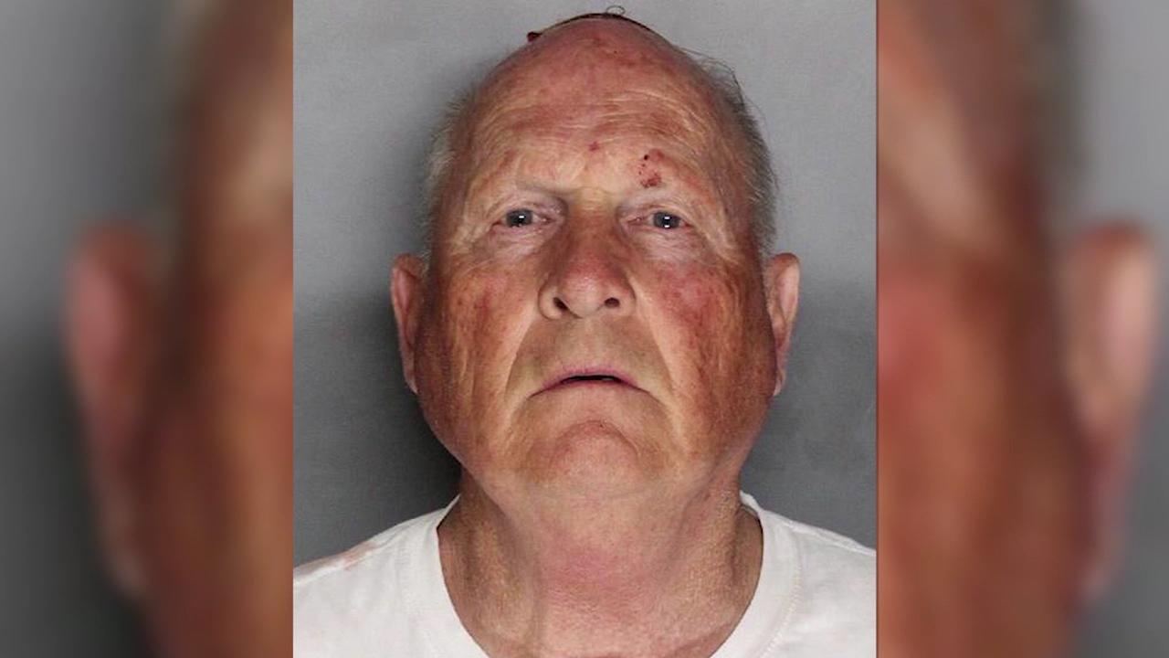 Joseph James DeAngelo Golden State Killer suspect mugshot