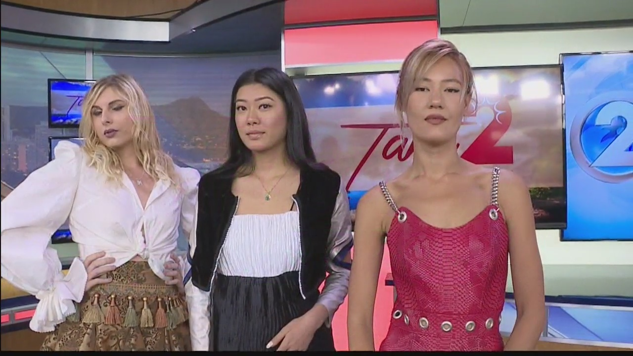 Uh Manoa Student Fashion Designers To Unveil Creations At Runway Show