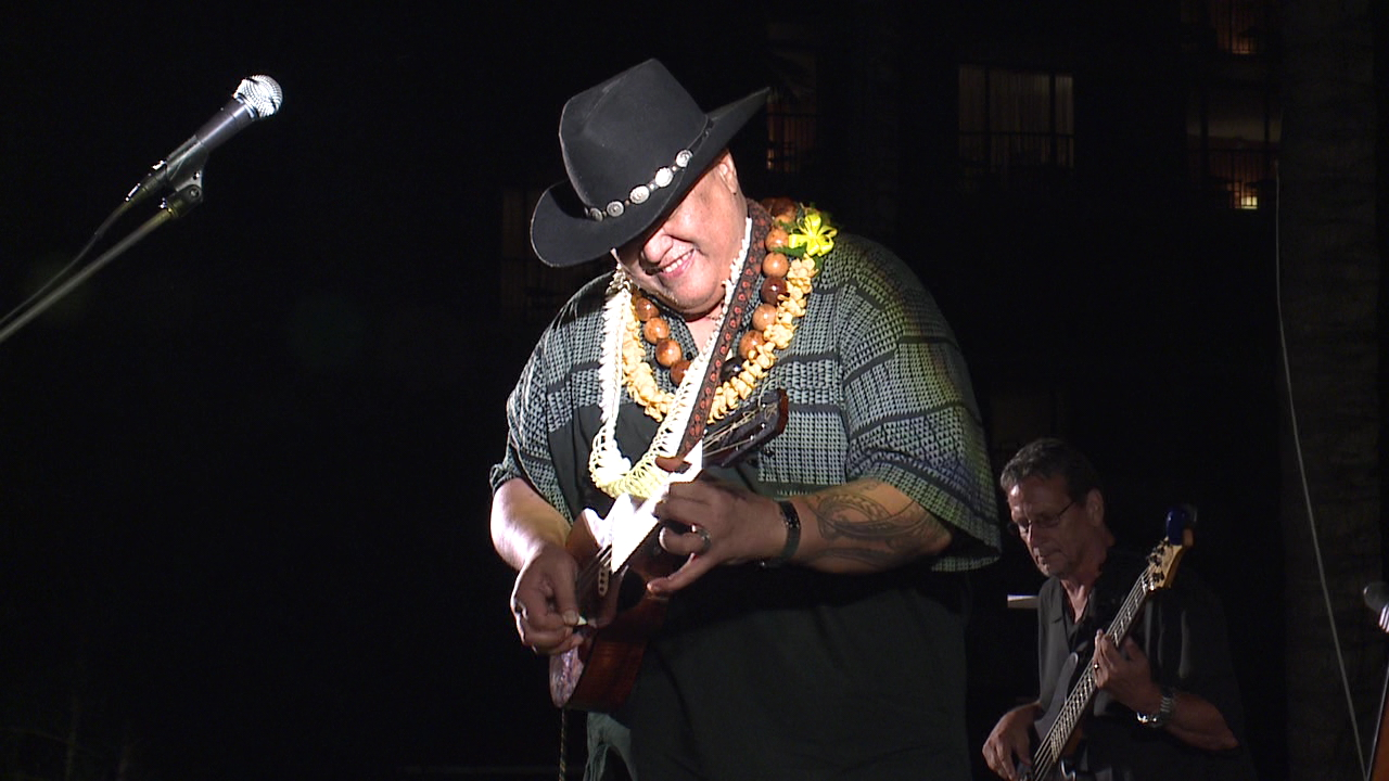 WILLIE K Kahaialii