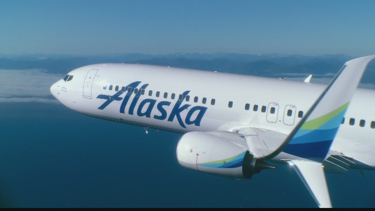 Courtesy: Alaska Airlines