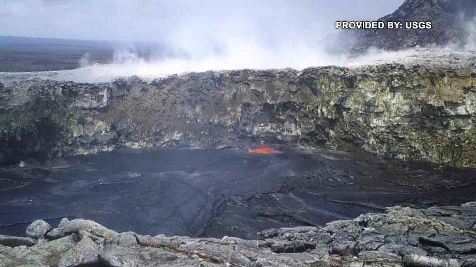 kilauea volcano courtesy USGS