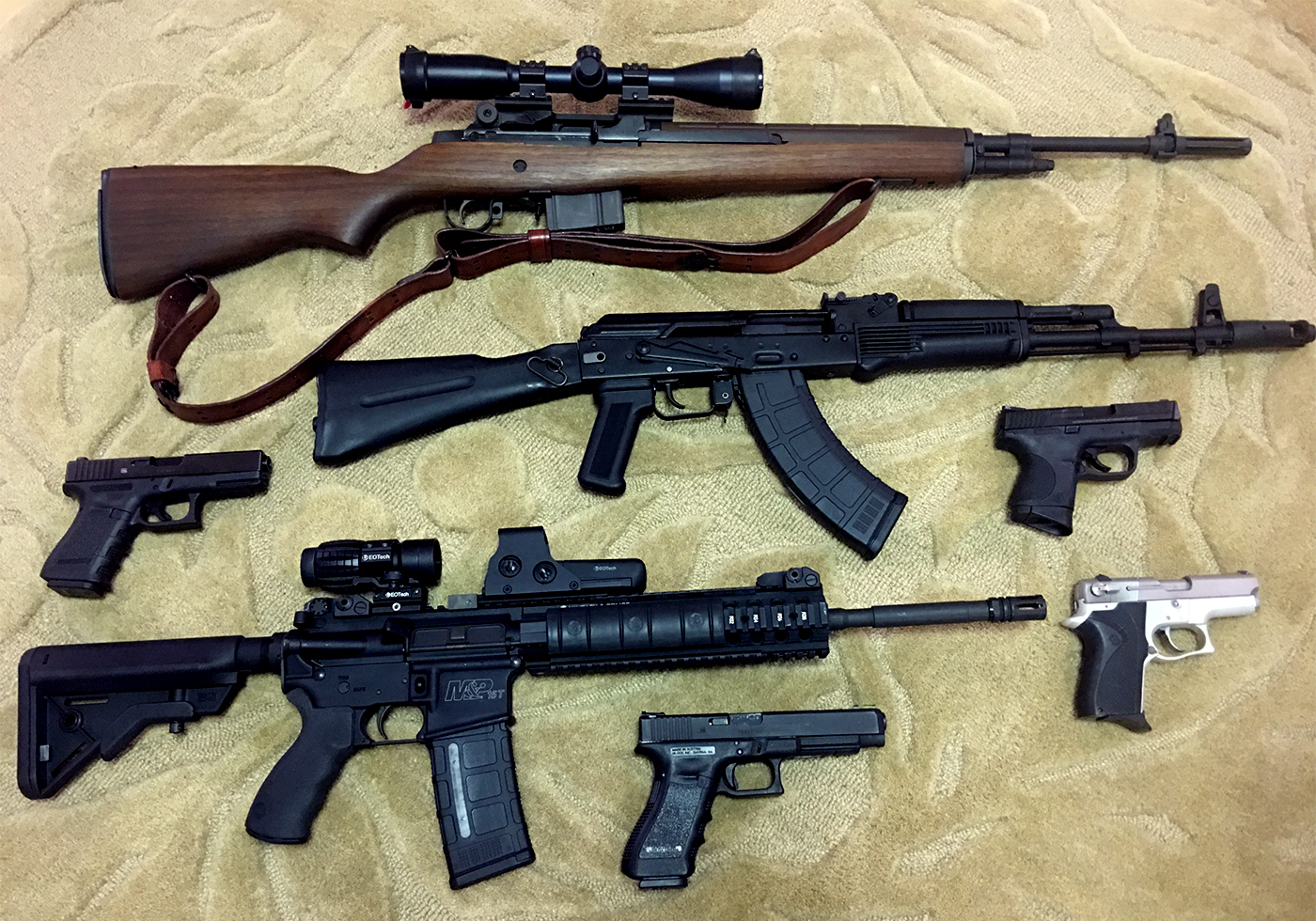 The steps you need to take to own a firearm in Hawaii