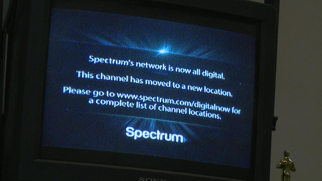 Spectrum Channel List